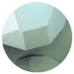 SEM quartz crystal